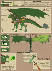 [$COM] Tier 4 Terron Reference Sheet by Neffertity