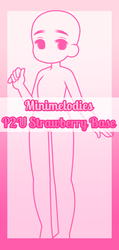 P2U Strawberry Base by MiniMelodies