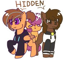Hide me by synnibear03