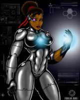 Cyborg: Adora-1 by Mr-Marcus-81