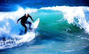 Catch the Wave  -Clean ver.- by d-elner