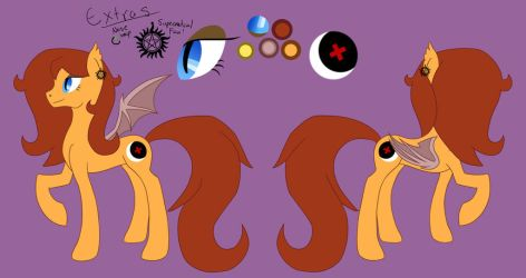 Lunar Sun Reference Sheet by ArbiterGirl
