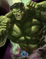 Avengers: Hulk by dr-conz