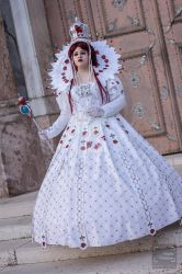 Queen Esther  Trinity Blood (4) by Kanue
