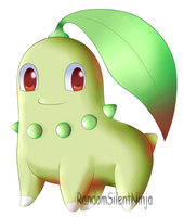 Pokemon - Chikorita