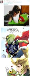 The Frog Prince by whodemonf