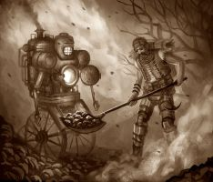 Steampunkers by Howi3