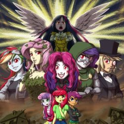 Ponies Of Dark Water by uotapo