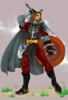 Boromir by Flatliner74