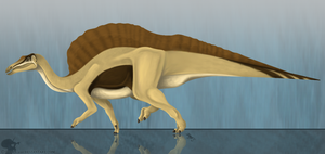 Ouranosaurus by Nioell