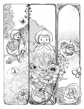 Little Red Riding Hood pg 7