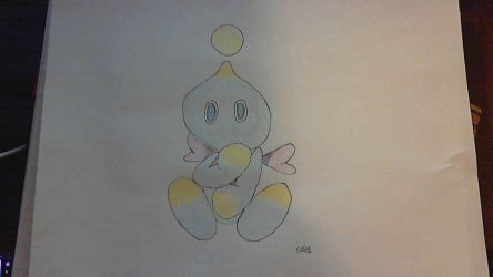 Chao from sonic :) by Aelux5216