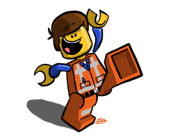 EVERYTHING IS AWESOME!!! by MohamedOrekan