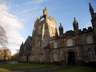 King's College - University of Aberdeen by nikki---chan