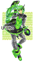 [GIFT] UFOko by Riccasze