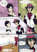 (Dream Cafe Request) Ayame's Question Part 1 by AsphianDreamer