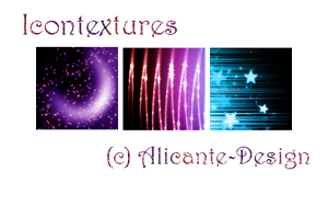 Glitter Icontextures by Alicante-Design