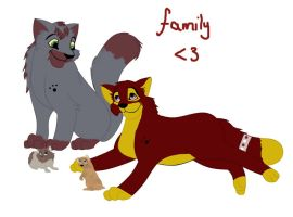 Happy Valentines: Family by TheFacelessFool