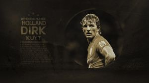 Dirk KUYT by CanTuran