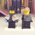 Minifigs by blue-cube