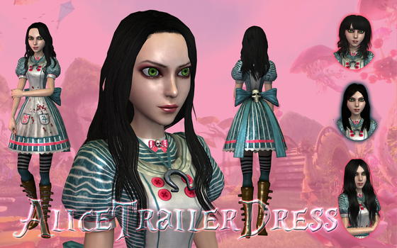 AliceTrailerDress release by tombraider4ever