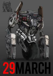 March of Robots 29 by yongs
