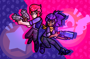 Cops and Robbers by Dreamin-8-bit