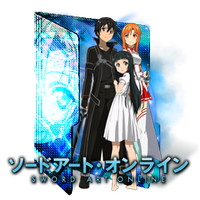 Sword Art Online Folder Icon by Kiddblaster