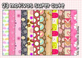 23 motivos cute by By-Kary