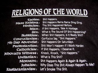 Religions of the World by Drekeagan