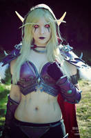 Sylvanas - World of Warcraft by Dragunova-Cosplay