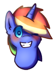 Rainbow Gale by Rainbow-Gale