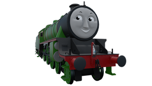 Henry the Green Engine (MK2) by TheChairmaster