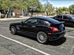 Chrysler Crossfire -HDR by AthenaIce