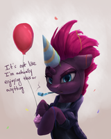 Birthday Girl by VanillaGhosties