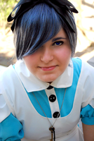 Ciel: Close up by Ineskei