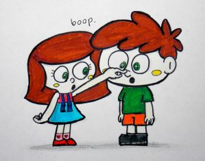 boop by rachetcartoons