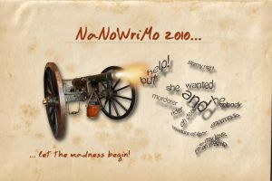 NaNoWriMo-Wallpaper in English by Windflug