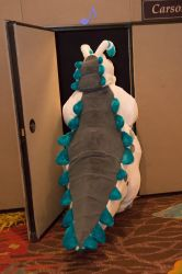 Keel Fursuit Photo 4 by Eligecos