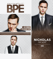 Pack Png 2408 - Nicholas Hoult by southsidepngs