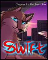 SWIFT Issue 1 Cover by DOLFIY