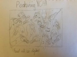 PEAKWING WALLPAPER YCH FREE REQUESTS! by MacyGracie