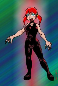 Morah Monster 2 by CrazyCowProductions