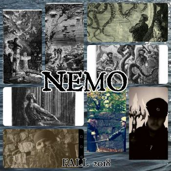 Captain Nemo mini-series. Poster A by TerrySilverOIl
