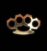 Brass Knuckles by JoaoYates