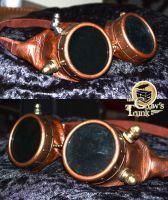Aviator Goggles by lilvoodoo