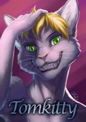 TomKitty badge by J-C