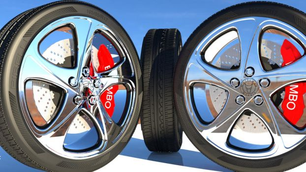3ds max wheels and tyers by Spryguyuk