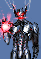 Ultron by Daro1234frog