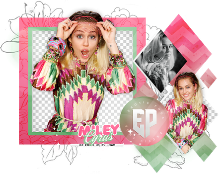 Pack Png 2223 // Miley Cyrus. by ExoticPngs
